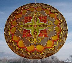 Dekorácie - Mandala Súladu II. - 6304247_