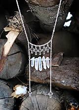 Sady šperkov - Crystal - náhrdelník - 6302973_