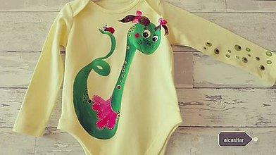 Detské oblečenie - Zelená parádnica - 6302433_