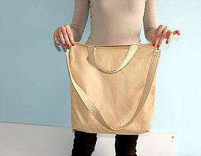 Nákupné tašky - Taška s tromi uškami - 6307898_