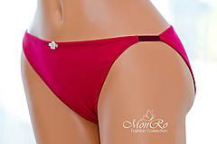 Bielizeň/Plavky - Dámske nohavičky  string - 6306331_