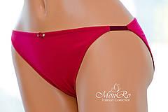 Bielizeň/Plavky - Dámske nohavičky string - 6306471_