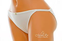 Bielizeň/Plavky - Dámske nohavičky string - 6306942_