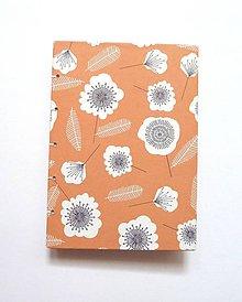 Papiernictvo - Retro oranžový - 6307180_