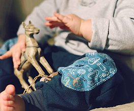Detské oblečenie - Turky Houbičkové - 6309606_