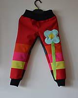 Detské oblečenie - detské Softshellové nohavice - 6314052_