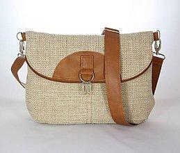 Kabelky - taška-batoh Daria2... 2 v 1 - 6314397_