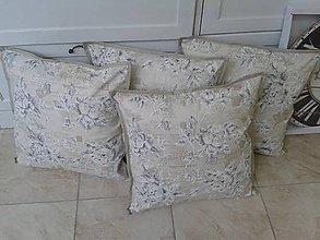 Úžitkový textil - Vankúše pre Zuzku - šité na želanie - 6311218_
