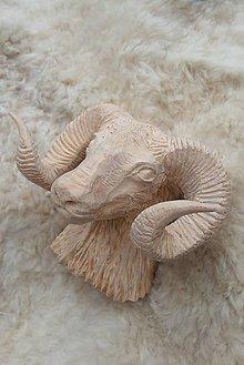 Dekorácie - Baran a ovca - 6310755_