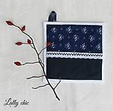 Úžitkový textil - set rukavica+chňapka Slovenka - 6319032_