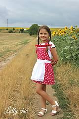 Úžitkový textil - set rukavica+chňapka Slovenka - 6319053_