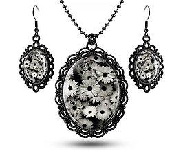 Sady šperkov - Set Kvety - 6319352_