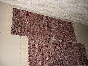 Úžitkový textil - Suprava kobercov do spálne - 6318319_