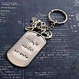 Doplnky - Kľúčenka -zľava 3€ - 6318169_