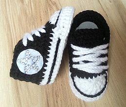 Topánočky - Tenisky s kamienkami - 6322450_