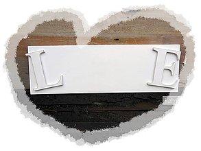 Tabuľky - L..E......LOVE - 6321676_