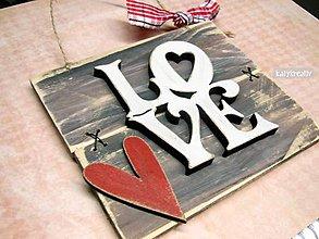 Tabuľky - love.... - 6323974_