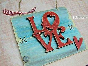 Tabuľky - LOVE... - 6323998_