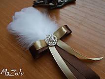 Pierka - svadobné pierko - 6322114_