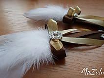 Pierka - svadobné pierko - 6322117_