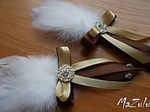 Pierka - svadobné pierko - 6322118_