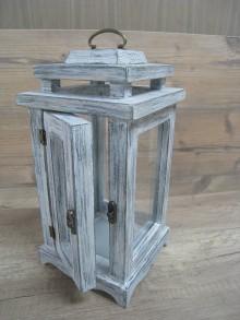 Dekorácie - lampáš - 6323228_
