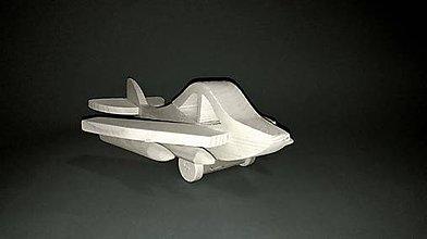 Hračky - Bojové lietadlo MIG - 6319847_