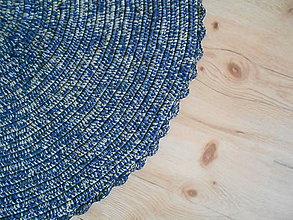 Úžitkový textil - Recy-koberček na chalupu - 6326463_