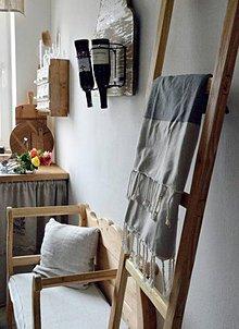 Nábytok - rebrík, 190 cm - 6325938_