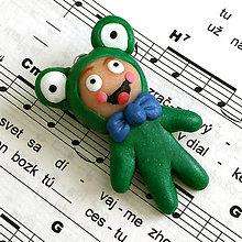 Hračky - Dieťa v kostýme - 6326459_