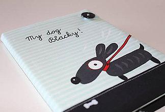 Iné - My dog Blacky! - 6331058_