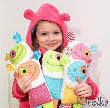Hračky - Hračka pre deti - Príšerka Ít z Pastelkovej planéty  - V - 6328856_