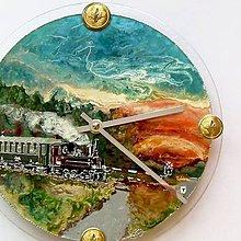 """Hodiny - Ručne maľované hodiny """"Cesta za Snom - 6331758_"""