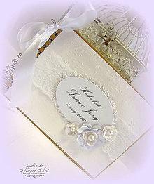 "Papiernictvo - Kniha hostí ""Pure Amor"" - 6331575_"