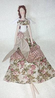 Bábiky - Vintage anjelik... - 6329066_
