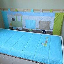 Úžitkový textil - Komplet Modrý expres - 6334475_