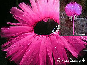 5bb8032624dd Detské súpravy - Tutu kostým nielen na karneval pre malé víly - 6334223