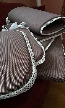 Úžitkový textil - podsedáky - 6335684_