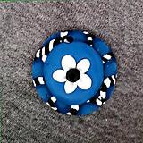 Náhrdelníky - Kvet kontrastu - 6336006_