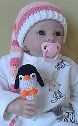 Hrkálka Tučniačik