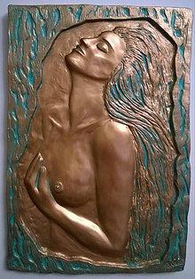Socha - Vášeň - bronz - 6341172_