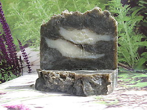 Drogéria - Peelingové mydlo s obsahom morských rias \