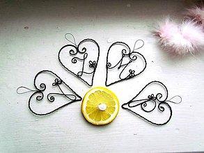 Darčeky pre svadobčanov - Monogram na želanie - 6339034_