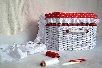 Košíky - Rohový box - 6339094_