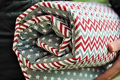 Textil - Univerzálna podložka do kočíka - 6343676_