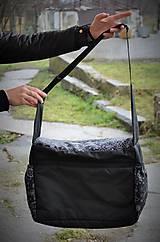 Veľké tašky - Praktická taška XXL na kočík folk - 6343766_