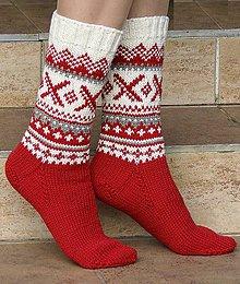 Obuv - Nórske merino X ponožky - 6344671_