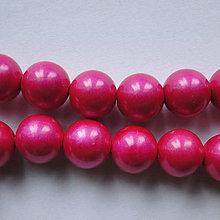 Minerály - Prír.kameň 10mm-1ks (ružová ostrá) - 6345675_