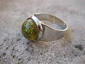 Prstene - Prsteň polguľa - 6344006_