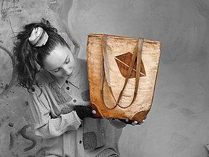 Veľké tašky - Originál taška - pusinka  - Sleva z 60,- € - 6347258_